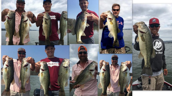 March 21 & 24th, 2017 - Lake Guntersville