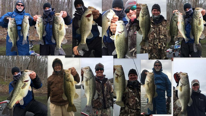 Lake Guntersville Report - March 13, 2017