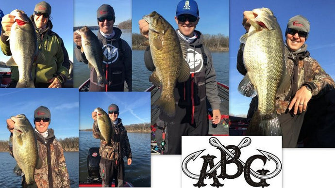Early February Pickwick Fishing Report - 2/2/2017