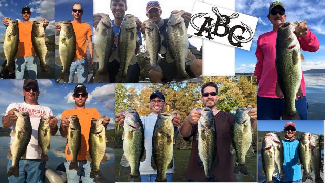 November Frog Fishing - Lake Guntersville 2015