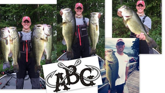 Epic Guntersville Frog Bite - September 29, 2015