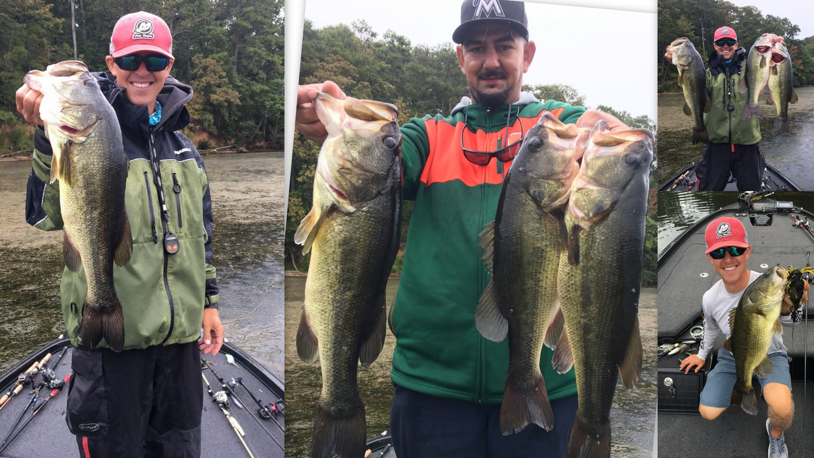 fall fishing guntersville