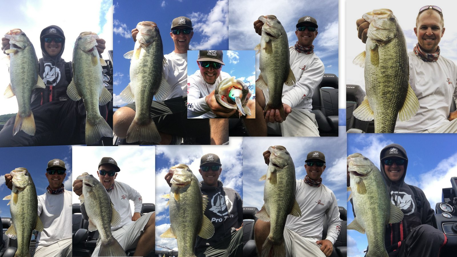 Guntersville Tournament fishing - Alabama Bass Guide