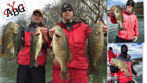 Big smallmouth pickwick lake