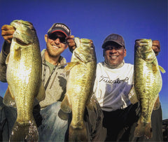 Alabama Bass Guide Spring Fishing