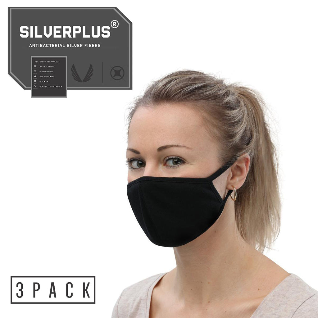 BLUE SAVES / Face Mask / Silverplus® technology (3-Pack)
