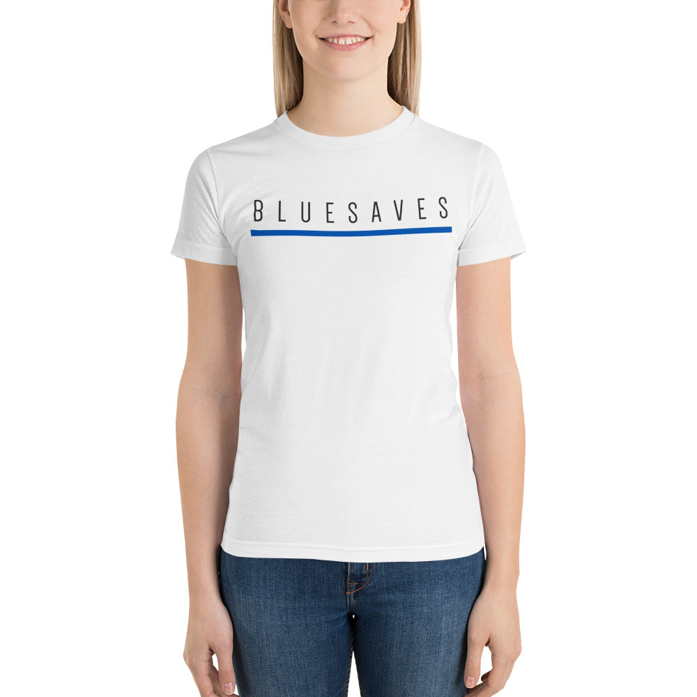 BLUE SAVES WOMEN'S / Short sleeve T-shirt