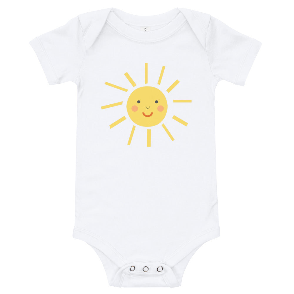 I'VE GOT SUNSHINE / *LIMITED EDITION* / BLUE SAVES / Baby Onesie