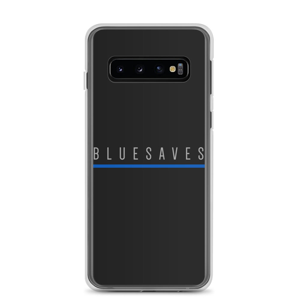 BLUE SAVES / Samsung Case