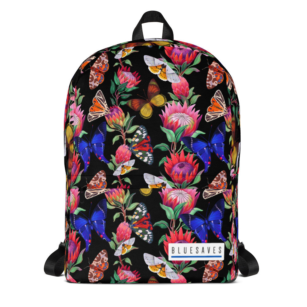 BLUE SAVES / Butterfly Magic Backpack