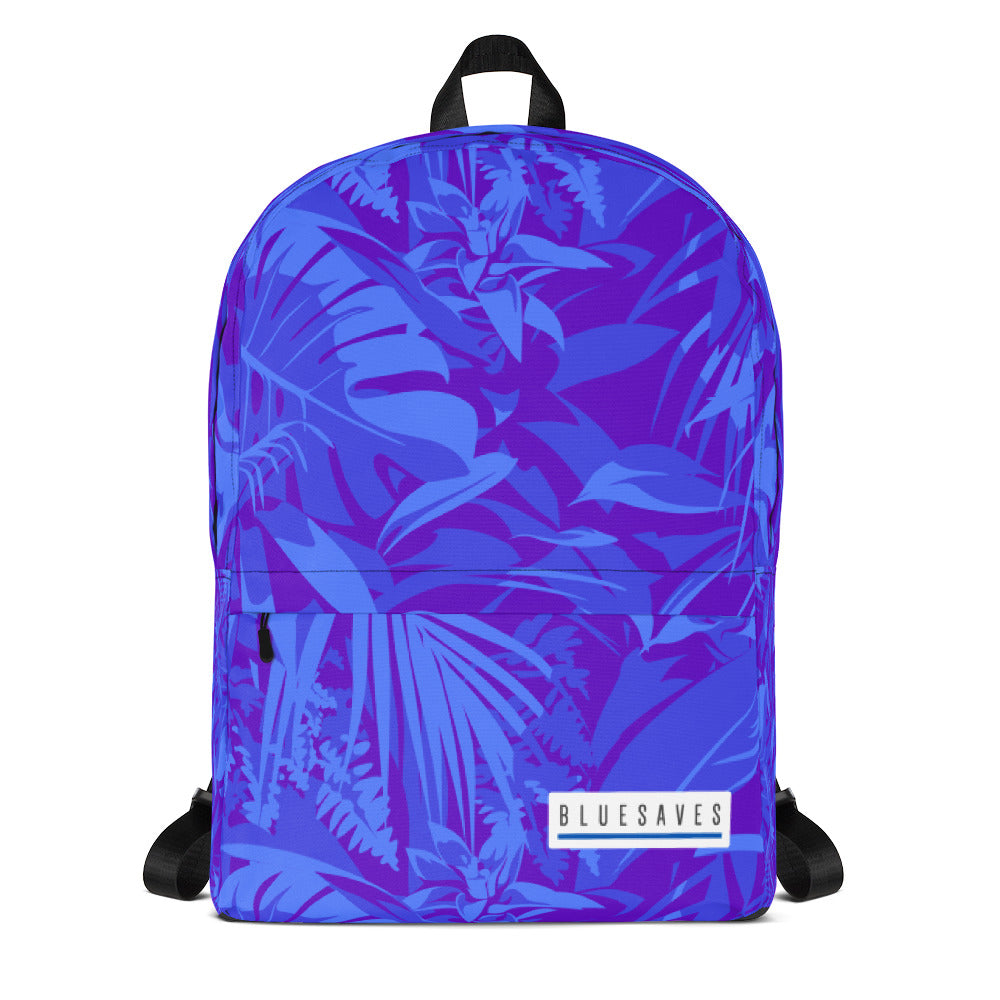 BLUE SAVES / Blue Paradise Backpack