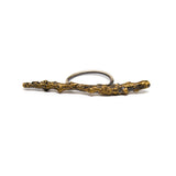 twig ring: bar