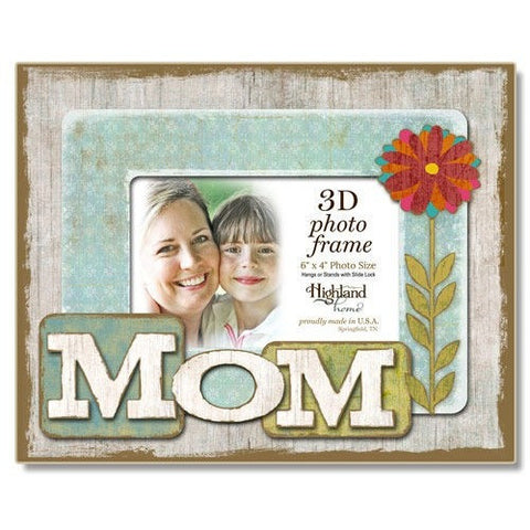 Mom 3D Photo Frame