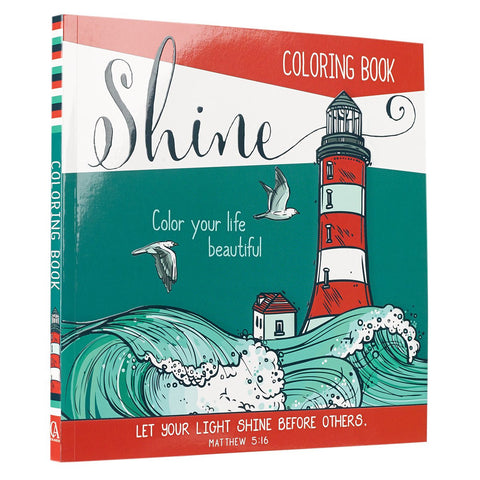 Designed to take you to a place where the waves of life are calm, this beach themed coloring book comes with page after page of tranquil beach-inspired designs.