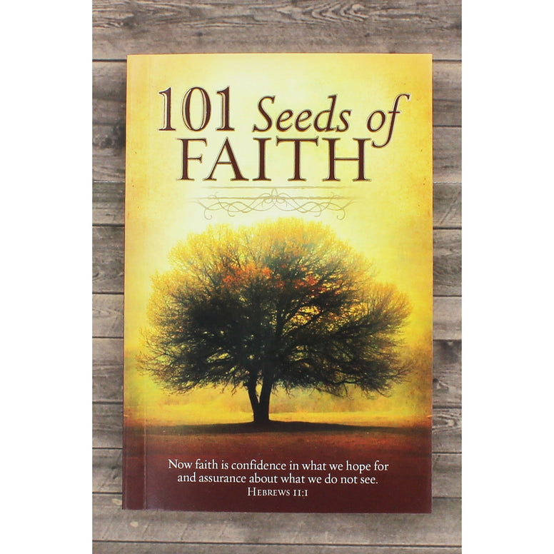 101 Seeds Of Faith Devotional Book
