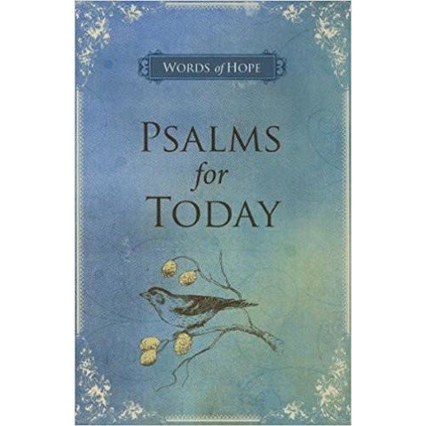 This devotional book is part of a series called 'Words Of Hope' and consists of devotions for every season in life supported by Psalms.
