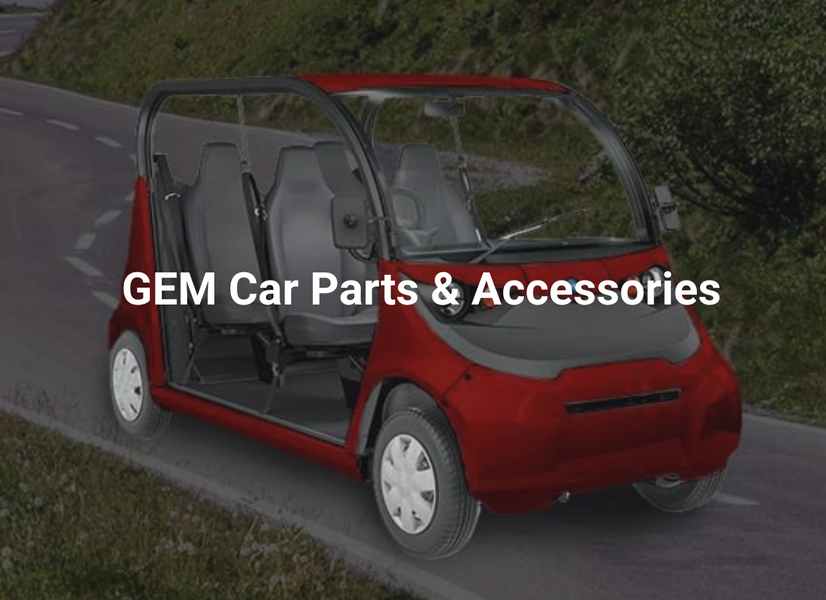 Gem Cars At Events