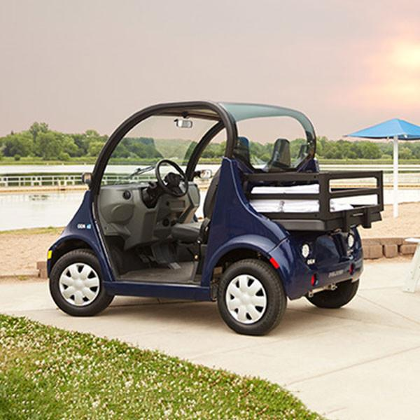 What is a Polaris® GEM® Electric Vehicle?