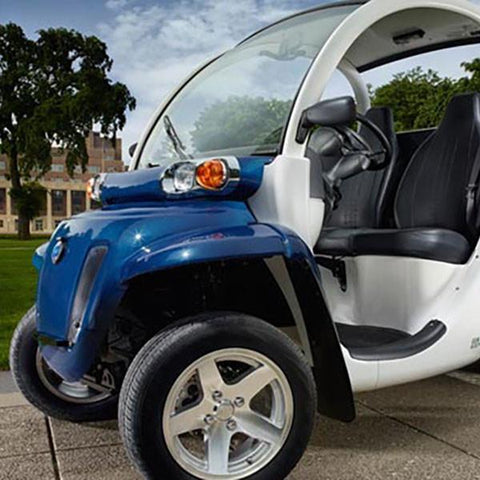 Gem Cars, also known as the Global Electric Motorcars – Gem Car ...
