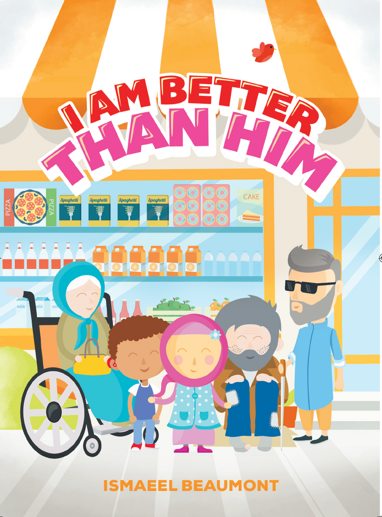 I am Better Than Him (PRE-ORDER)