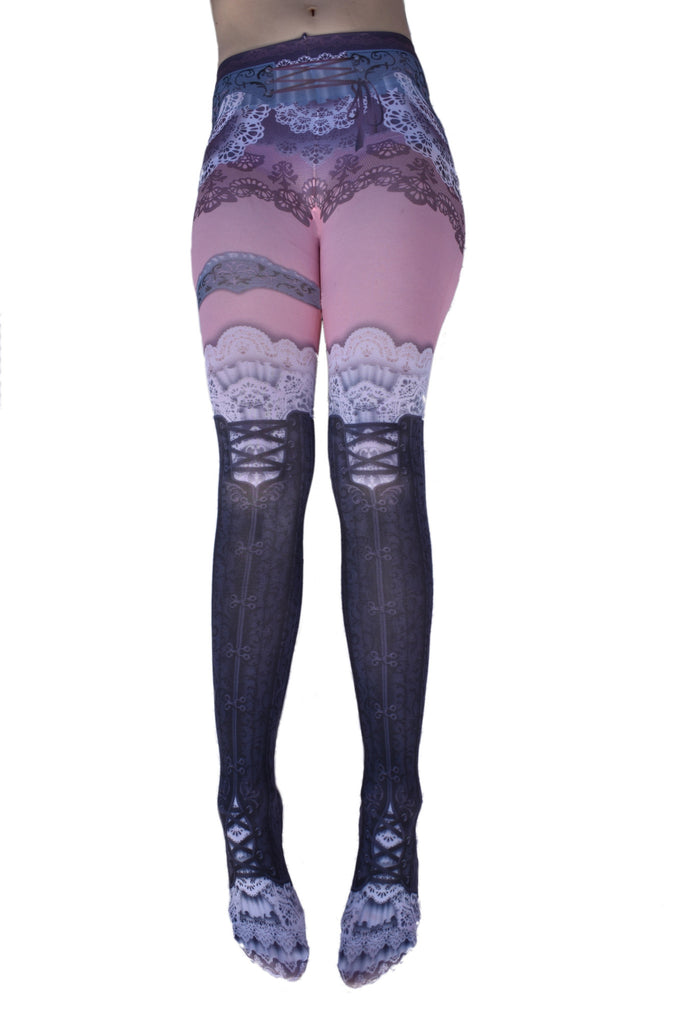 Steampunk Leggings and tights are now on Amazon! With Amazon Prime!