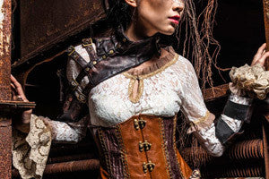 Steampunk Clothing at Victorianfoundry.com