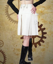 Steam Queens Chic Steampunk Skirt Womens Luxury - Victorian Foundry