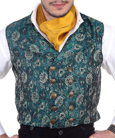 Steampunk Princes Vest Steam Mens Petticoat - Victorian Foundry