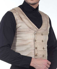 "Steam Aristocrats ""Leviathan"" Gentlemens Vest Steampunk Mens Vest - Victorian Foundry"