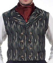 Steampunk Gentlemens Patterned Petticoat Vest Luxury - Victorian Foundry