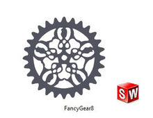 Huge Intricate Large Steampunk Gears Steam Punk Fancy Gears Victorian Massive Giant Big Cogs - Victorian Foundry
