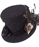 WIP Steampunk Lady Hat - Victorian Foundry