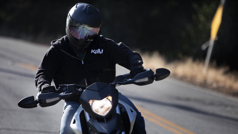 The Intersection of Motorcycles, Helmets and Safety