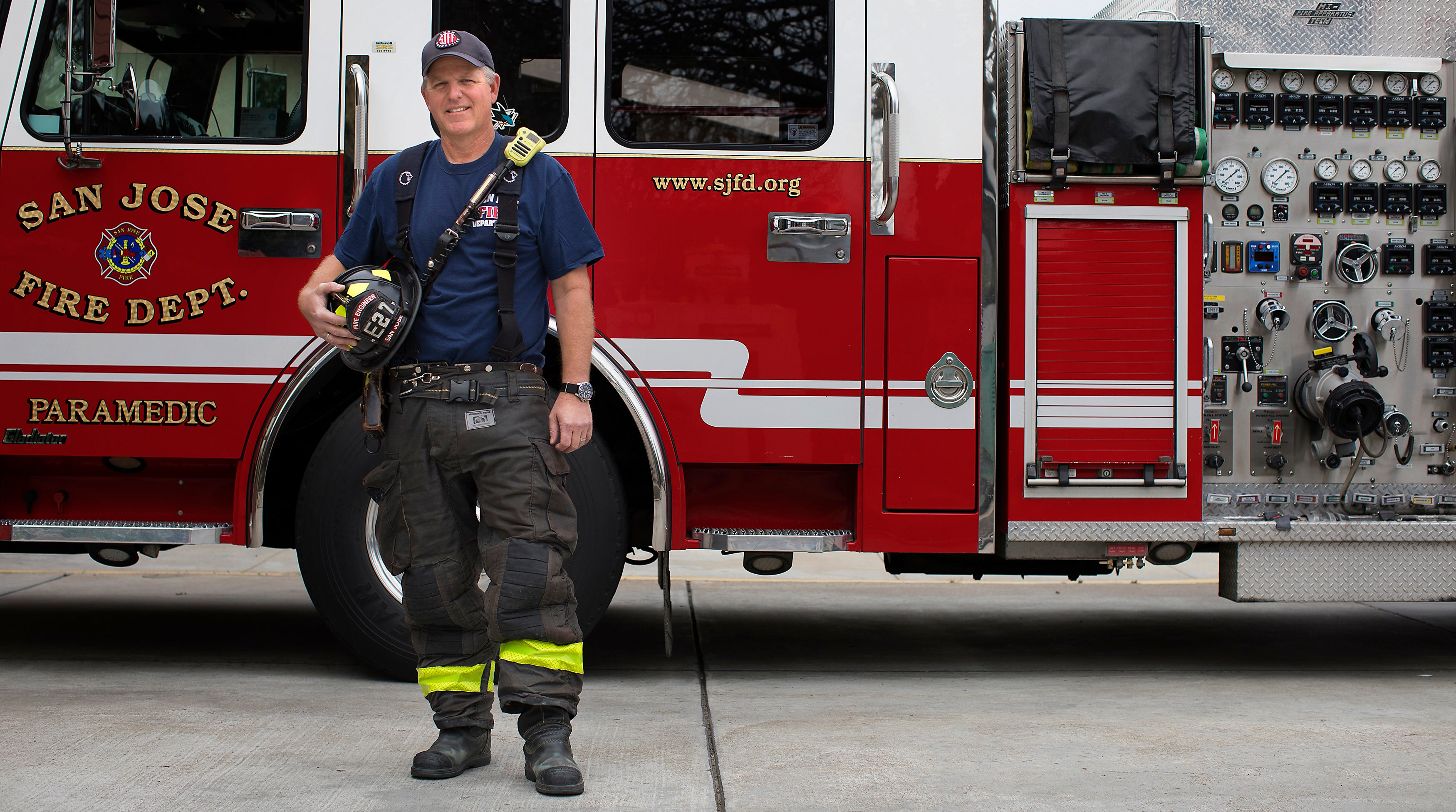 Dave Scocca: Firefighter, First Responder and Friend