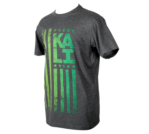 Limited Edition Kali Flag Green Men's Premium T-Shirt