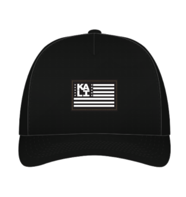 Kali Flag Curved Brim Hat