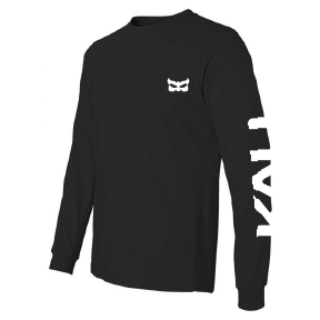 Long Sleeve Shirt Kali Protectives Blk/Wht
