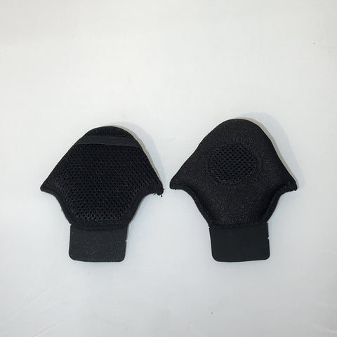Saha Ear Guards Blk OS