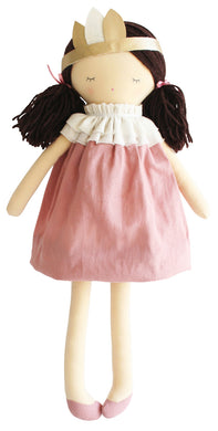 Personalised Alimrose Joni Doll 40cm Blush