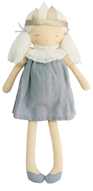 Personalised Alimrose Stevie Doll 40cm Mist