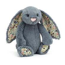 Load image into Gallery viewer, Personalised Jellycat Bashful Bunny - Dusky Blossom