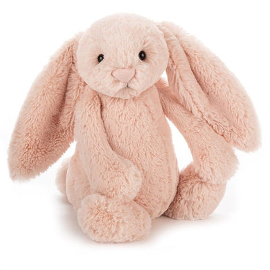 non personalised Jellycat Bashful Bunny Medium - Blush