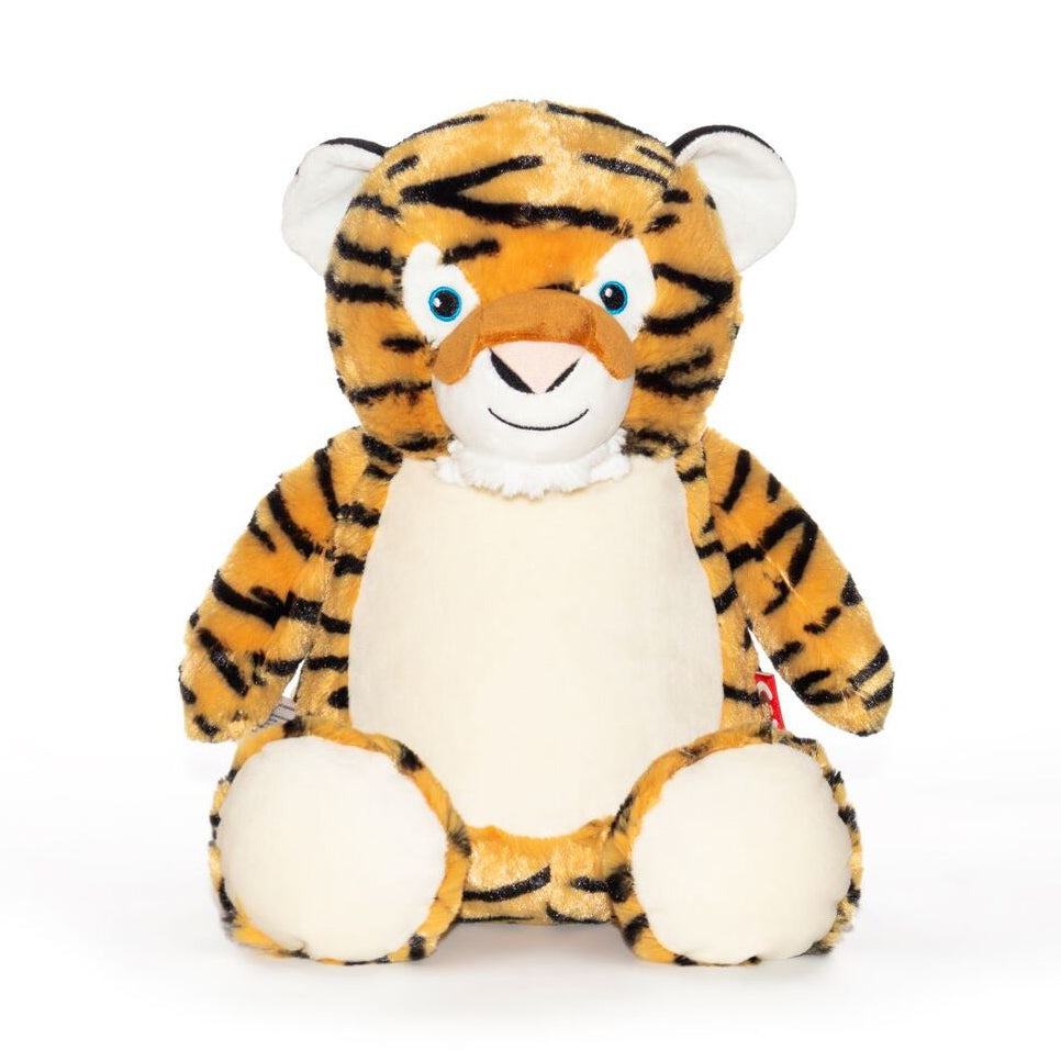 Personalised Tiger Cubby