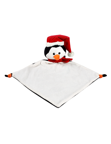 Personalised Penguin Blankie