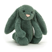 Load image into Gallery viewer, Personalised Jellycat Bashful Bunny - Forest
