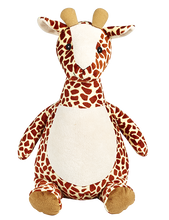Load image into Gallery viewer, Personalised Long Neck Giraffe Cubby