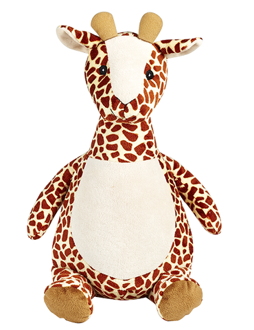 Personalised Long Neck Giraffe Cubby