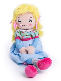 Personalised Cubbies Isabella Doll
