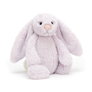 non personalised Jellycat Bashful Bunny Medium - Lavender
