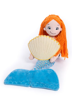 personalised Cubbies Mermaid Doll